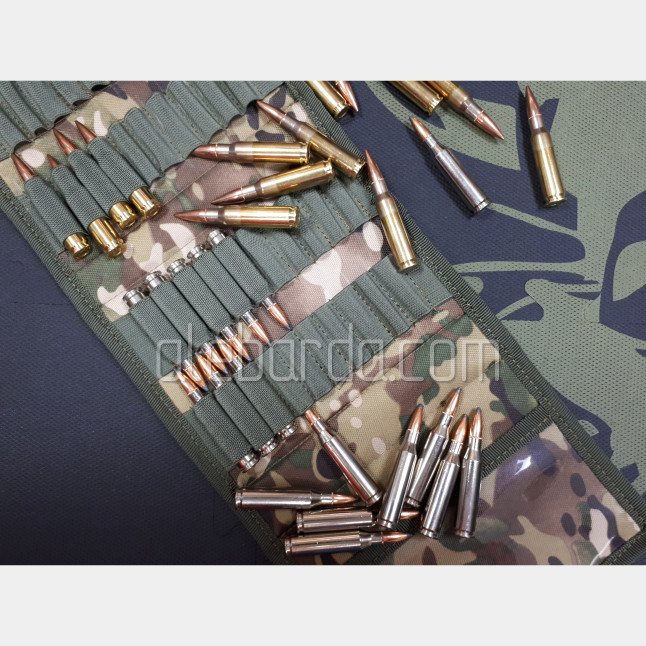 Ammo Carrier Pouch for 40 pcs for cal .308; 6.5 Creedmoor; 243Win изображение 3