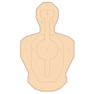 Target  Silhouette №1