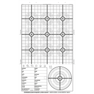 Sheets for the sniper notebook